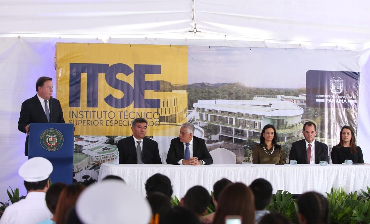 Boosting Panama's public higher technical education offering