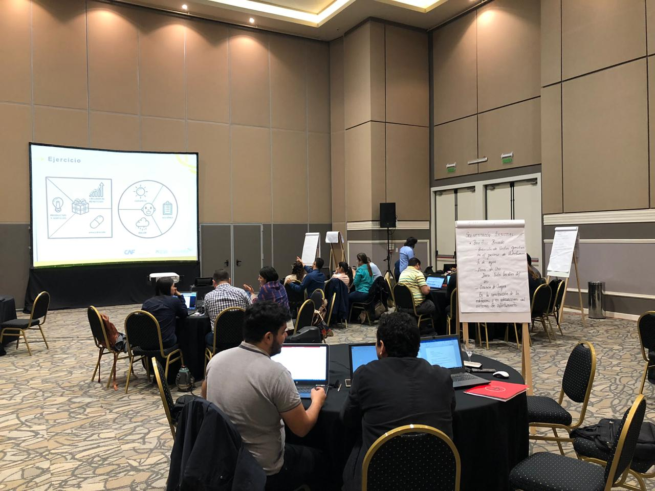 "CAF completes ""Innovation Paths"" workshops"