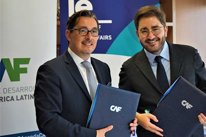 CAF and IE to Drive Digital Innovation in Latin America Public Sector