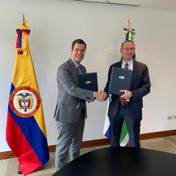 CAF, AFD Sign USD 150 Million Credit Line for Climate Change Mitigation in Latin America