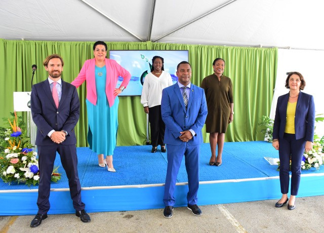 Funding for the Government of Barbados as part of water sector agenda