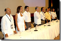 Closure of fifth Leadership for the Transformation Program in Colombia