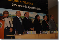 Domestic productivity and competitiveness agenda for Colombia