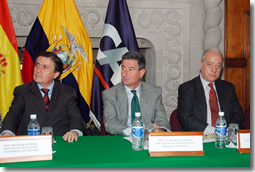 First Disbursement of US$1.9 million for Education Projects under the Ecuador-Spain Swap Program