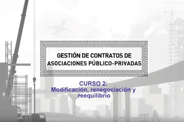 CAF Free Online Course on PPP Contracts