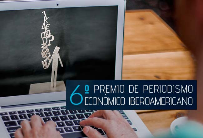Winners of the VI edition of the Ibero-American Economic Journalism Award