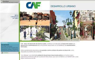Proposals from Uruguay, Peru, and Argentina win competition for strengthening Latin American urban development