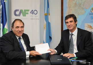 Support for implementation of Water + Work Plan in Argentina