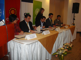 Promoting good corporate governance practices in Ecuador