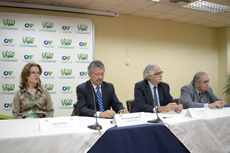 CAF Signs New Accords to Help Preserve Ecuador's Natural Resources