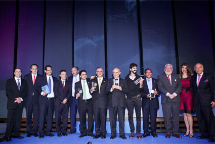 Innovators of America granted awards to the winners of the second edition