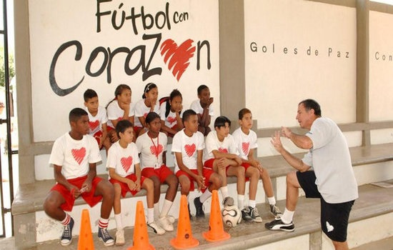 Soccer with Heart: measuring the goals that change lives