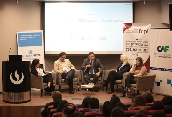 El Otro: 2nd Latin American Meeting of Entrepreneurial and Innovative Journalism