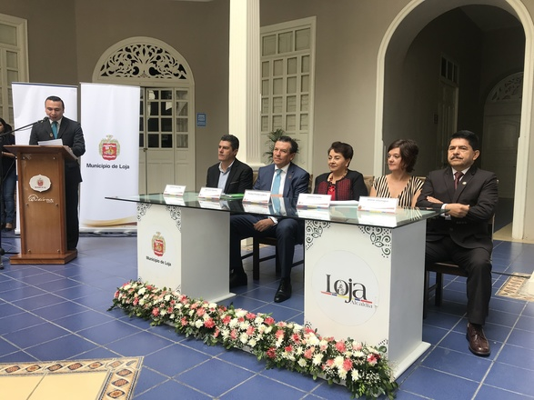 Loja takes action to combat climate change
