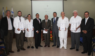 Hospitals receive environmental certificiation and draft manual on medical pollution control