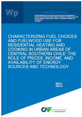 Characterizing Fuel Choices and Fuelwood Use for Residential Heating and Cooking in Urban Areas of Central-Southern Chile: the Role of Prices, Income, and the Availability of Energy Sources and Technology