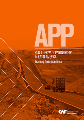 imagen publicacion - Public-Private Partnership in Latin America. Learning from experience