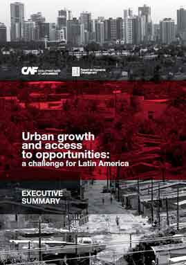 imagen publicacion - RED 2017. Urban growth and access to opportunities: a challenge for Latin America (Executive summary)