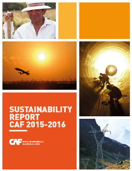 Sustainability Report CAF 2015-2016