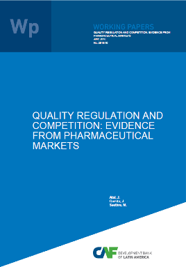 Quality Regulation and Competition: Evidence from Pharmaceutical Markets