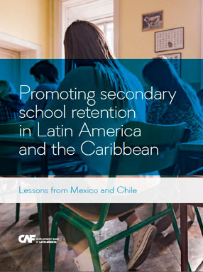 Promoting secondary school retention in Latin America and the Caribbean