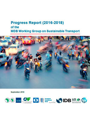 Progress Report (2016-2018) of the MDB Working Group on Sustainable Transport