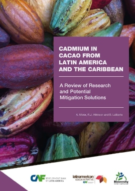 Cadmium in Cacao From Latin America and The Caribbean. A Review of Research and Potential Mitigation Solutions