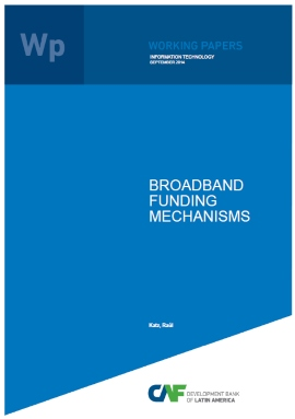 Broadband funding mechanisms