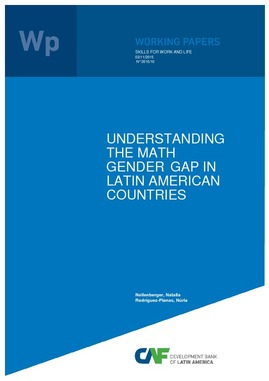 Understanding the Math Gender Gap in Latin American Countries